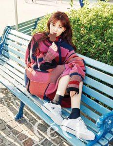 Mặc đẹp như cặp đôi Mây Họa Ánh Trăng Park Bogum, Kim YooJung!