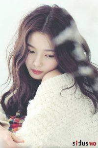 Mặc đẹp như cặp đôi Mây Họa Ánh Trăng Park Bogum, Kim YooJung