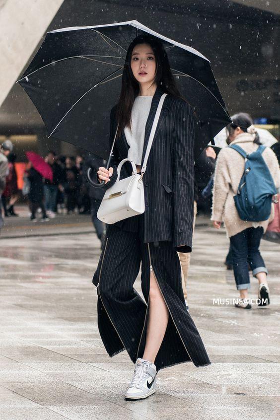 Đã mắt với List trang phục đường phố của giới trẻ Hàn Quốc