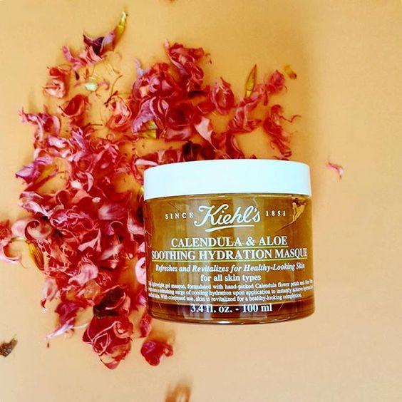 review-mask-hoa-cuc-kiehls-calendula-aloe-soothing-hydration