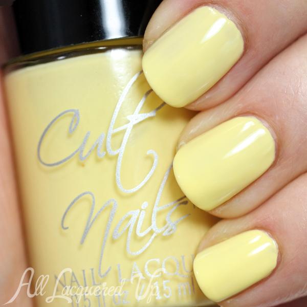14 loại sơn móng tay màu vàng tốt nhất hiện nay