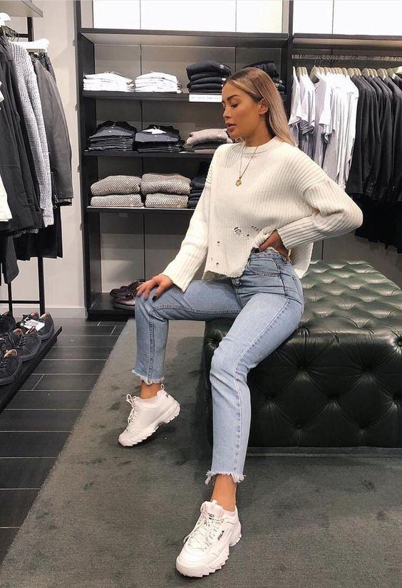 giày trắng, giay trang