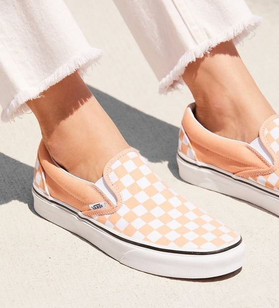 đôi giày, doi giay, slip-on, slip on