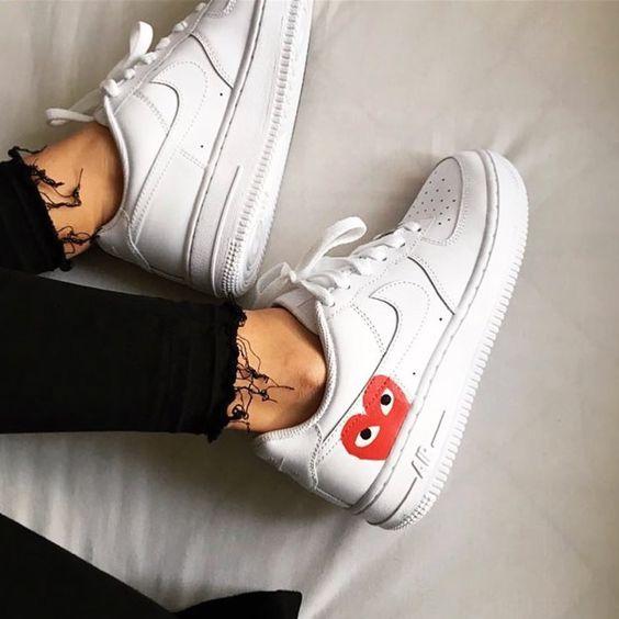 đôi giày, doi giay, sneaker trang