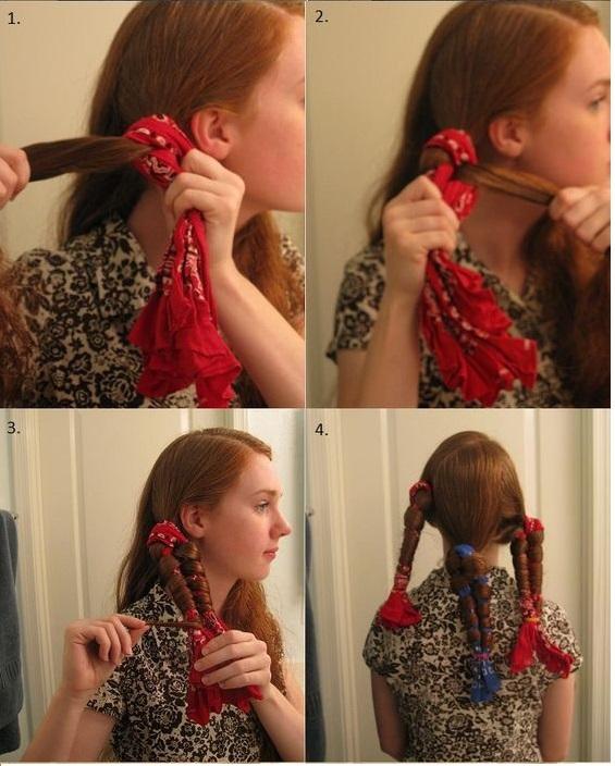 mẹo làm tóc xoăn tại nhà, meo lam toc xoan tai nha