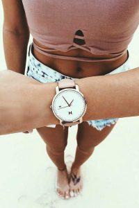 Các bước để chọn mua đồng hồ đeo tay phù hợp với bạn gái