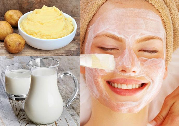cách làm mặt nạ trắng da tại nhà, cach lam mat na trang da tai nha