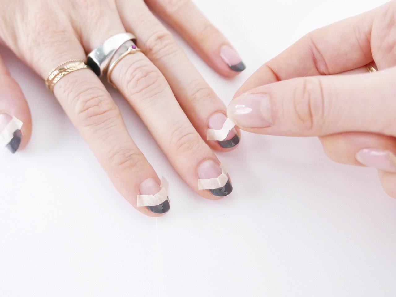 mẫu nail đẹp phong cách nhẹ nhàng