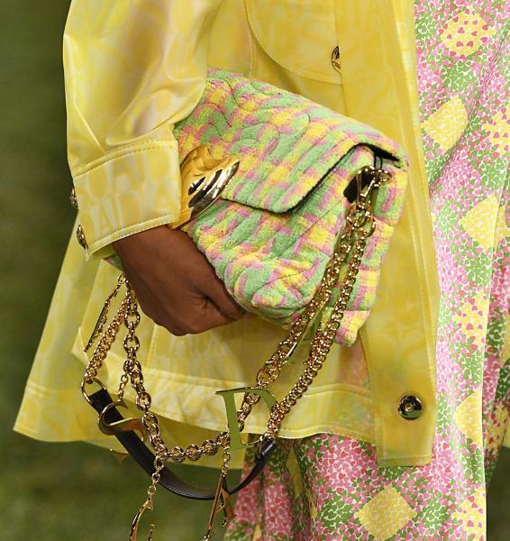mẫu túi xách nổi bật tại tuần lễ thời trang, mau tui xach noi bat tai tuan le thoi trang, Tuần lễ thời trang New York Xuân-Hè 2019