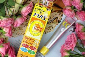 Tinh chất trị thâm mụn Vitamin C Melano CC Rohto
