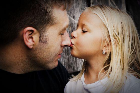 Bố là người tình kiếp trước của con gái