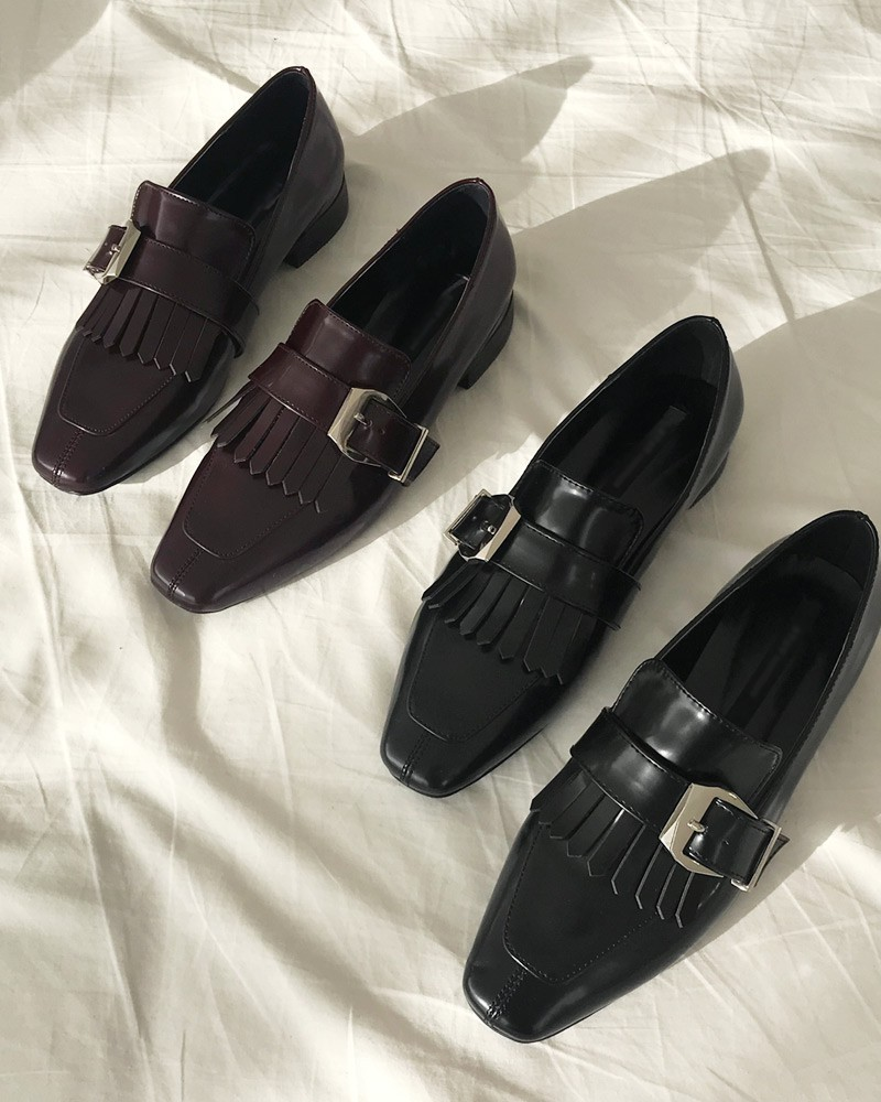 thiết kế giày loafer, thiet ke giay loafer
