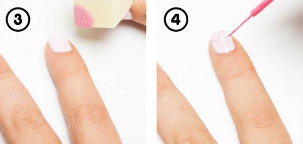 Nail đơn giản, nail don gian