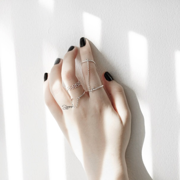 Trang sức bạc đẹp, trang suc bac dep