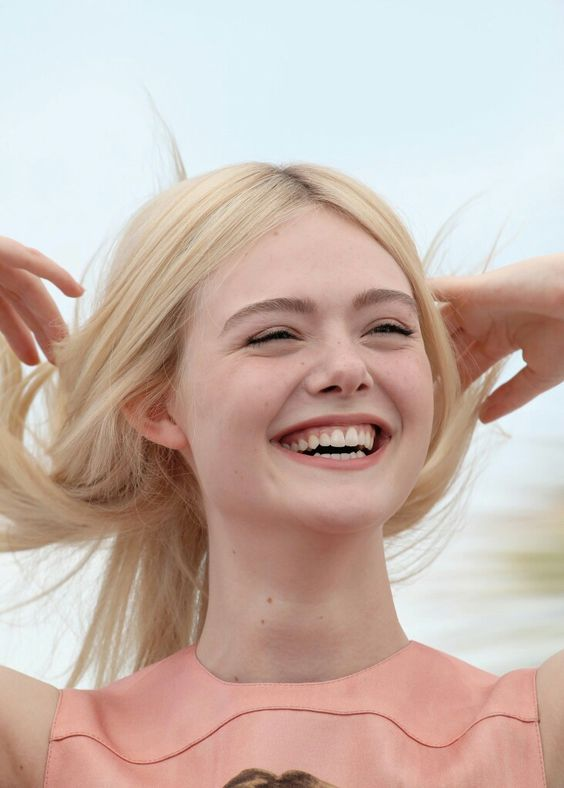 cách trang điểm tự nhiên của Elle Faning, cach trang diem tu nhien cua Elle Fanning