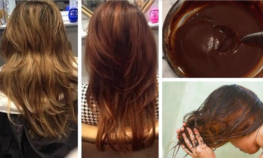 nhuộm tóc bằng nguyên liệu tự nhiên, nhuom toc bang nguyen lieu tu nhien
