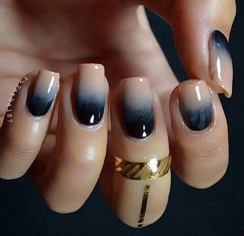 nail omber