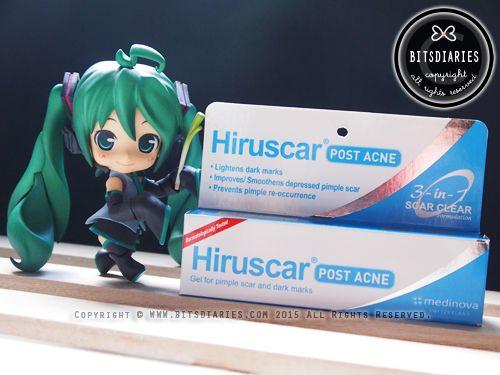 gel trị thâm và sẹo mụn Hiruscar Post Acne, gel tri tham va seo mun Hiruscar Post Acne