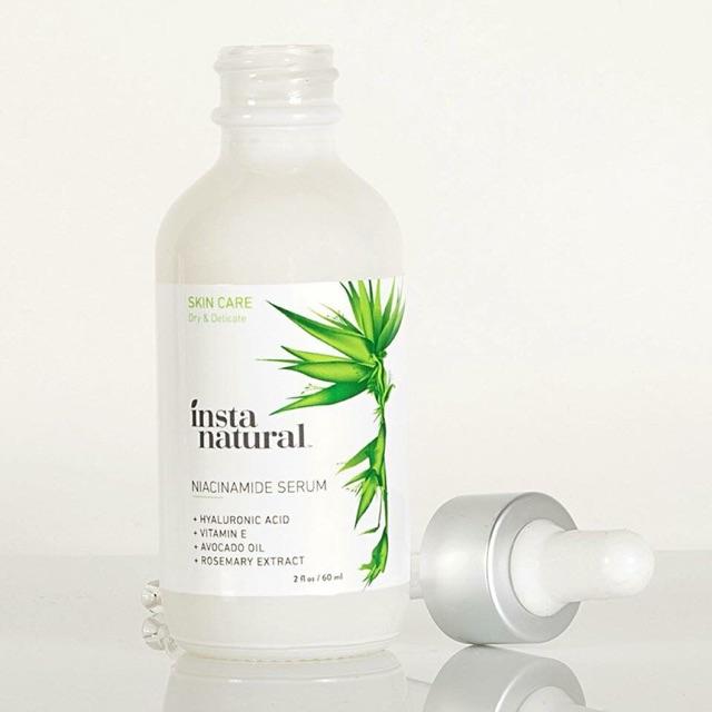 Insta Natural Niacinamide Vitamin B3