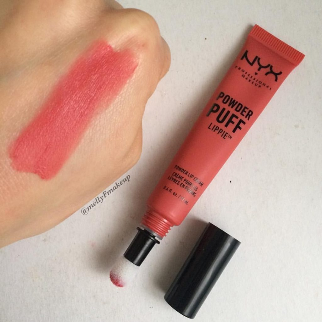 NYX Powder Puff Lippie