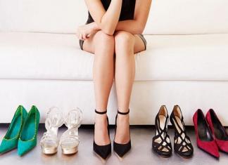 Tác hại của việc thường xuyên đi giày cao gót, tac hai cua viec thuong xuyen di giay cao got