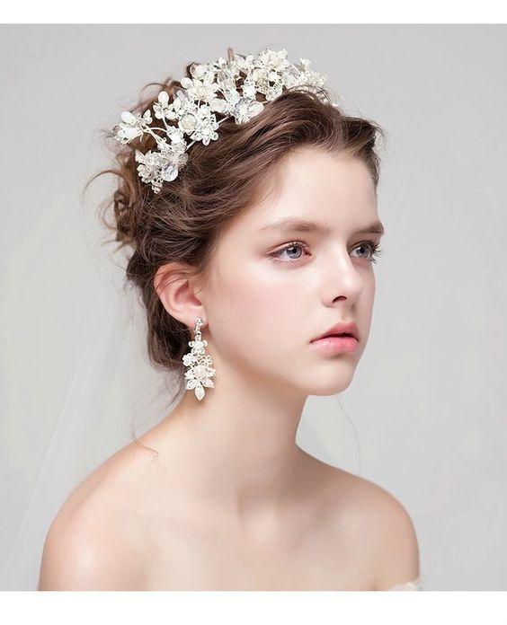 trang điểm cô dâu 2018, trang diem co dau 2018