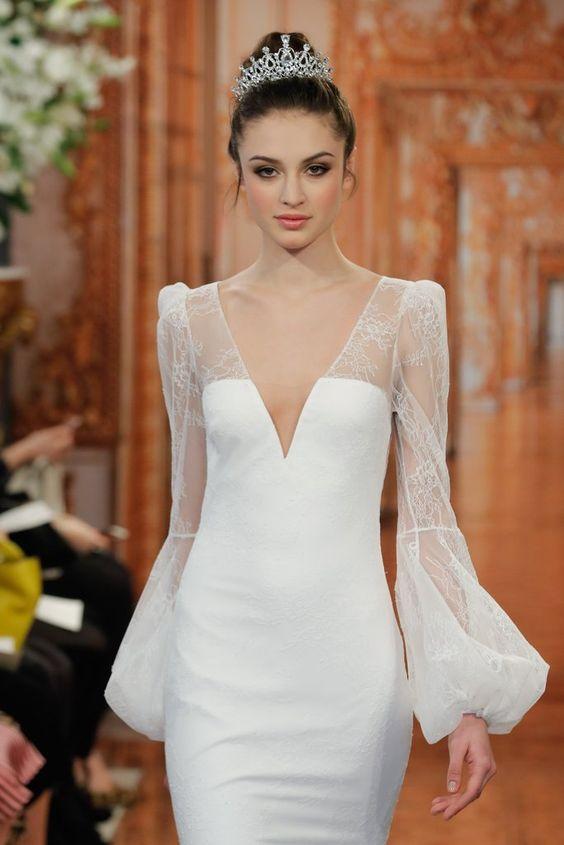 Bridal Fashion Week xuân 2019